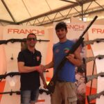 Franchi fucile sovrapposto game fair grosseto