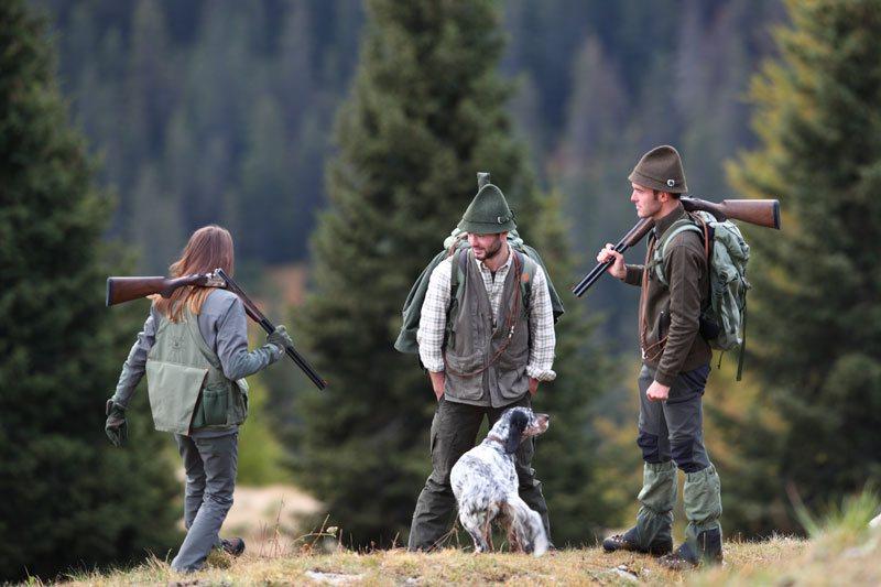 Fucili da caccia beccaccia Franchi sovrapposto