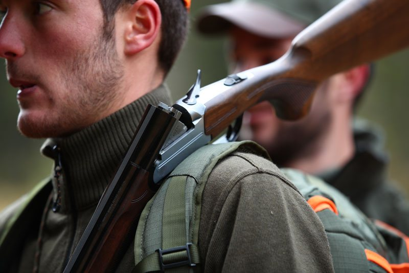 beccaccia Franchi fucili da caccia sovrapposto