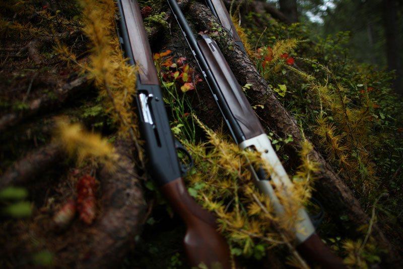 Franchi fucili semiautomatici armi e tiro