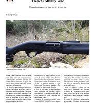 fucile semiautomatico Franchi recensione Ars Venandi