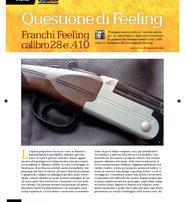 calibro 410 Franchi sovrapposto