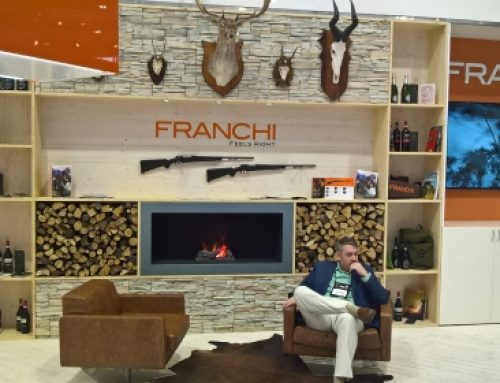 IWA 2017: Franchi Horizon was introduced to worldwide