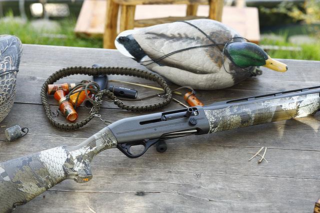 semiautomatic shotgun