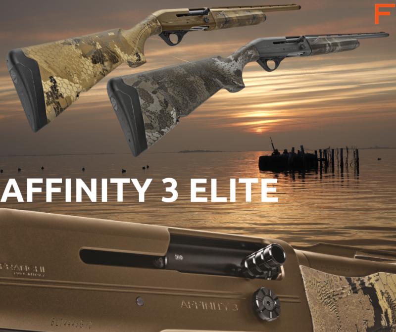 Franchi fucili semiautomatici Affinity