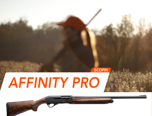 New: Semiautomatico leggero Affinity Pro