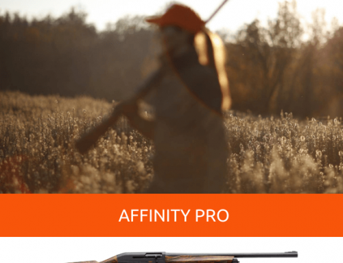 LIGHTWEIGHT SEMI-AUTOMATIC SHOTGUN AFFINITY PRO