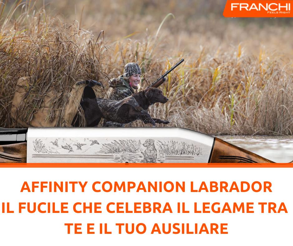 fucile semiautomatico franchi da caccia