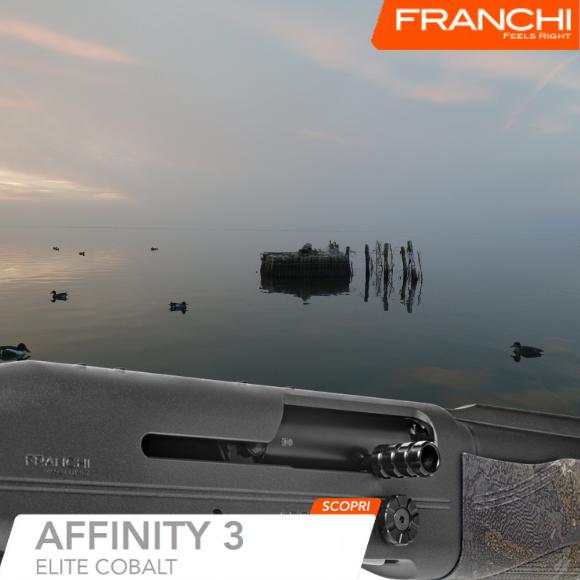 fucile semiautomatico d caccia Franchi