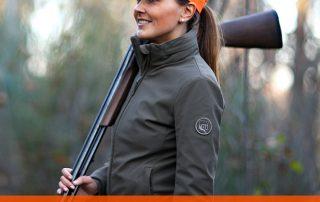 woodcocks hunting huntress Giulia Taboga