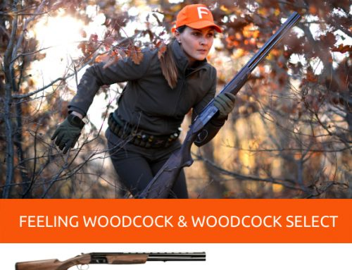 SOME MORE CENTIMETER COULD MAKE A DIFFERENCE BETWEEN OVER AND UNDER SHOTGUNS: FEELING WOODCOCK VS WOODCOCK SELECT