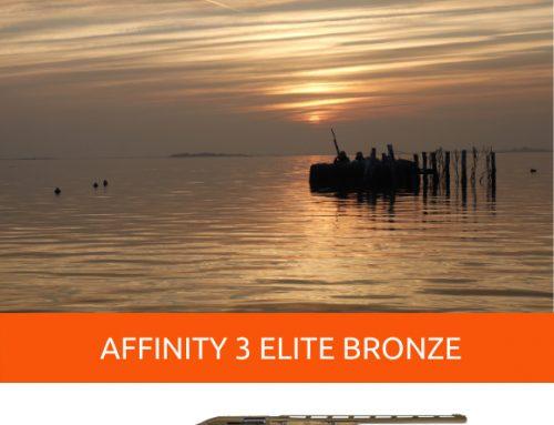 Affinity 3 Elite Bronze : Au-delà d'un camouflage, dans la chasse aux gibiers d'eau