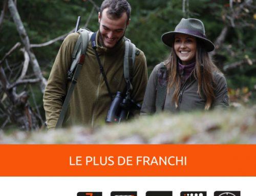 LA CHASSE AU-DELÀ DU TIR : LE PLUS DE FRANCHI