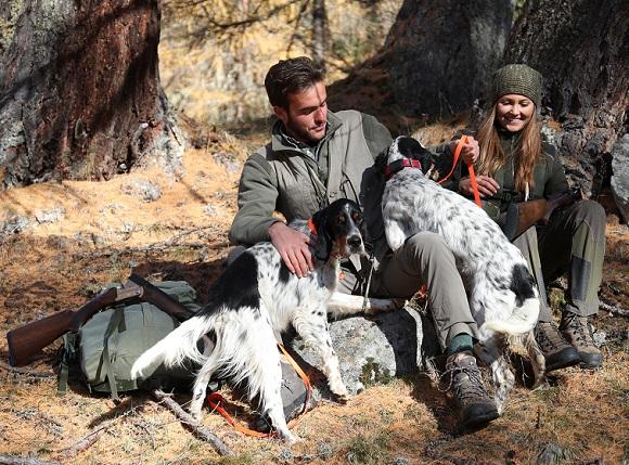cani da caccia Franchi