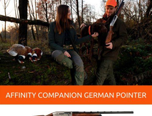 AFFINITY COMPANION GERMAN POINTER: LE FUSIL DE CHASSE SEMI-AUTOMATIQUE DÉDIÉ AU CHIEN DE CHASSE ALLEMAND
