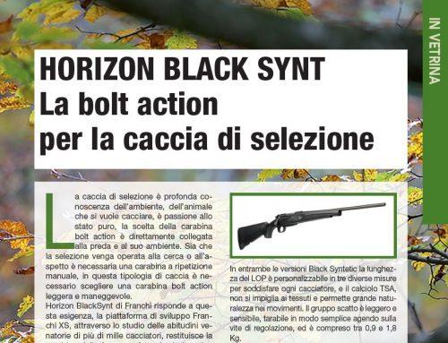 CACCIA 2000 – HORIZON BLACK SYNT