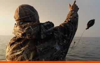 caccia agli acquatici affinity 3 3.5