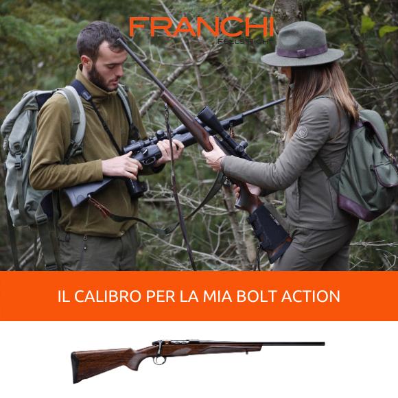 calibro carabina carabine caccia horizon