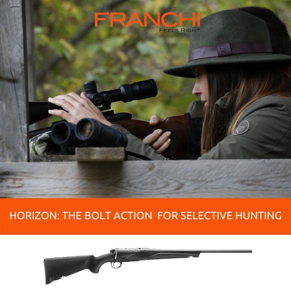 bolt action rifle horizon