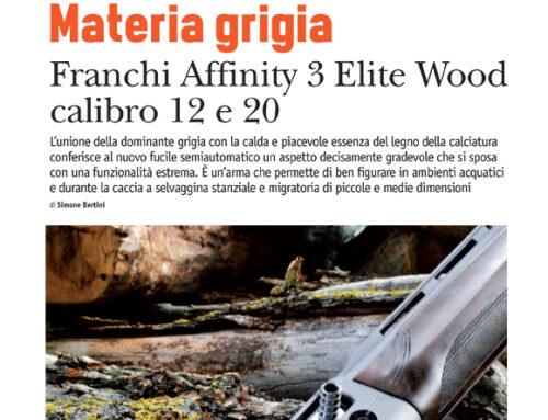 Caccia Magazine – Materia grigia