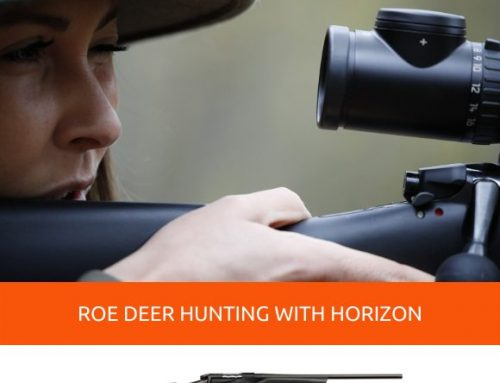 ROE DEER HUNTING WITH THE BOLT ACTION HORIZON