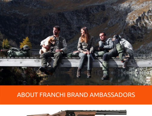 5 things that (maybe) you didn't know about the faces of the franchi hunting rifles