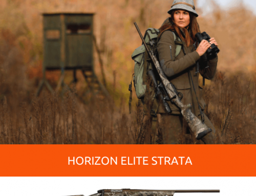 HORIZON ELITE STRATA: THE INVISIBLE BOLT ACTION RIFLE FOR HUNTING HOOFED GAME