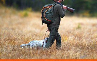 walk up hunt 12 gauge semi auto shotgun