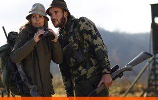 caccia in Italia