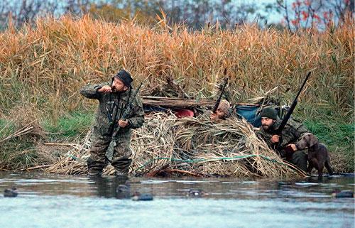 caccia da appostamento