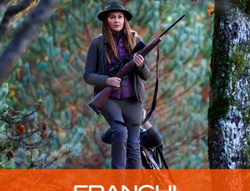 Carabine e fucili da caccia: novità Franchi 2021